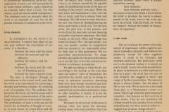 Eksperimentinis manifestas / An Experimental Manifesto
