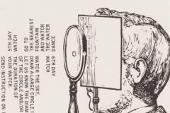 "Jurgis Mačiūnas / George Maciunas  ""Pasidaryk pats, Fluxus festivalis..."" / Do It Yourself Fluxfest Presents Yoko Ono & Co..."