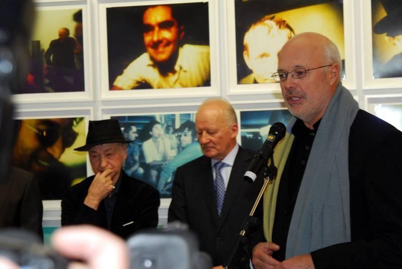 Gugenheimo muziejaus direktorius Thomas Krensas Vilniuje lankėsi nebe pirmą kartą ir tikisi, kad ši paroda yra naujo didelio tarptautinio projekto pradžia